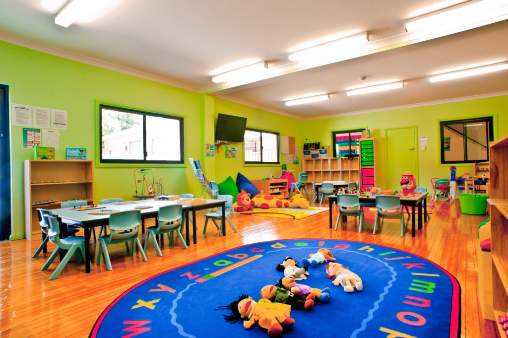 Learning Environments for Autistic Children - Step by Step